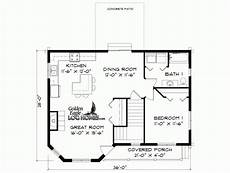 empty nester house plans empty nester floor plan house plans 63274
