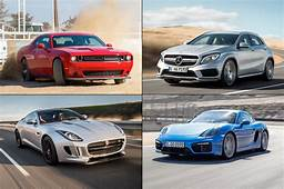 Top 25 Quickest 2015 Cars And SUVs From 0 60 MPH  Motor Trend