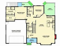 ranch house floor plans with basement craftsman ranch home plan with finished basement 6791mg