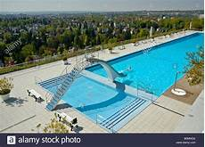 Quot Opel Bad Quot Swimming Pool Above The Villa District Of