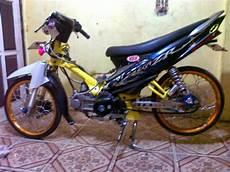 Modifikasi Motor Zr by Modifikasi Motor Yamaha Zr Terbaru Foto Dan Gambar