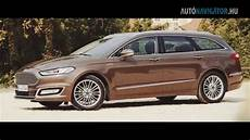 Ford Vignale Kombi 2 0 Tdci Awd Powershift Automata Teszt