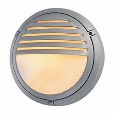 firstlight v405si verona outdoor ip65 wall light in silver
