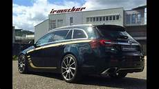 Dia Show Tuning 370ps 600nm Irmscher Opel Insignia Is3