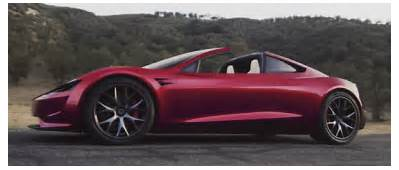 Tesla Strikes Again With A New Roadster