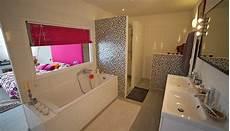 salle de bains quot traversante quot macoretz agencement