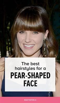 best 25 pear shaped face ideas pinterest tiffani thiessen hair textured bangs and