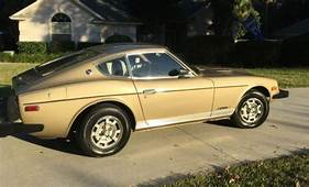 Datsun 280Z Stock Paint And Interior Colors US Canada