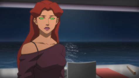 Starfire Justice League Vs Titans