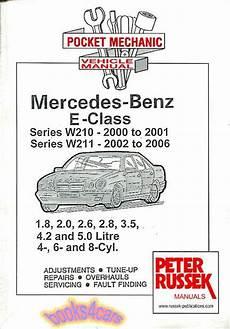book repair manual 2006 mercedes benz r class instrument cluster shop manual mercedes service repair book e class w210 w211 2000 2006 ebay