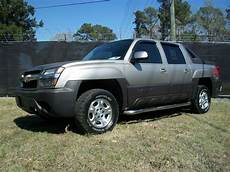 automobile air conditioning service 2003 chevrolet avalanche 1500 engine control sell used 2003 chevrolet avalanche 1500 z71 crew cab pickup 4 door 5 3l in savannah georgia