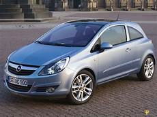 2006 Opel Corsa D Pictures Information And Specs Auto
