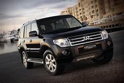 Mitsubishi Pajero Platinum Edition Makes A Comeback