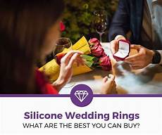 top 5 best silicone wedding rings 2020 review