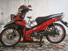 Modifikasi Revo 100cc by Modifikasi Drag Revo 110 Thecitycyclist