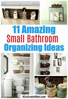 11 fantastic small bathroom organizing ideas bathroom