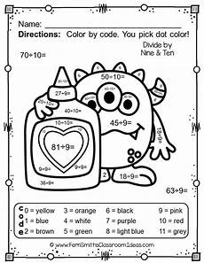 division worksheets coloring 6132 s day color by number division coloring worksheets for kindergarten kindergarten