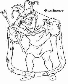quasimodo be king coloring pages for dep printable