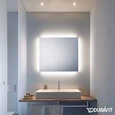 Spiegel Indirekte Beleuchtung - duravit spiegel mit indirekter led beleuchtung better