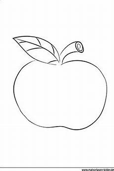Malvorlagen Apfel Essen Obst Und Gem 252 Se Ausmalbilder Malvorlagen