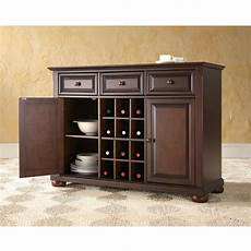 kitchen server furniture crosley furniture alexandria buffet server sideboard