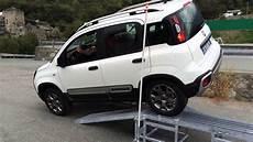 Fiat Panda Cross Test Drive