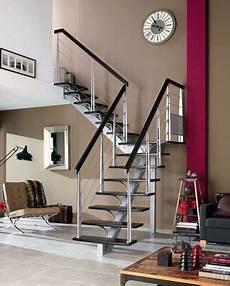 escalier limon central lapeyre escalier design un atout architectural pour la maison