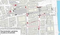 Circulation Autour Des Chantiers En Presqu 238 Le Ville De Lyon