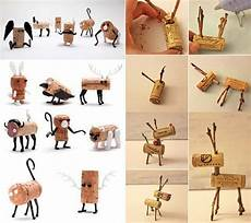 Basteln Mit Korken Anleitung - basteln mit korken 30 kreative und einfache bastelideen