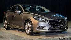 2017 Mazda 3 Facelift Launched In Malaysia Now With G