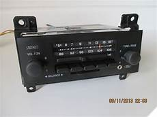 Find Ford Am Fm Radio For 80s Cars Trucks W Aux Input For