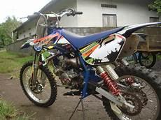 Keren 31 Gambar Modifikasi Motor Trail Klx