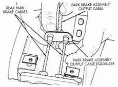 repair anti lock braking 2004 dodge neon parking system repair guides parking brake cables autozone com