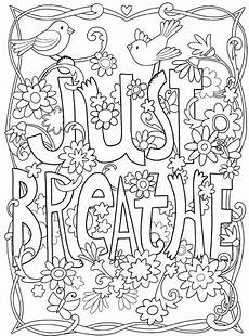 inkspirations inthegarden just breathe inspirational