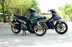 Modif Motor Jupiter Mx Warna by Warna Modifikasi Jupiter Mx Kumpulan Modifikasi Motor