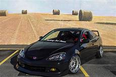 dropped acura rsx type s gt autospice