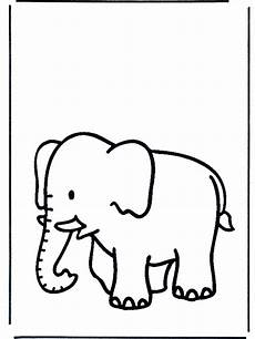 Ausmalbilder Baby Elefant Free Printable Elephant Coloring Pages For