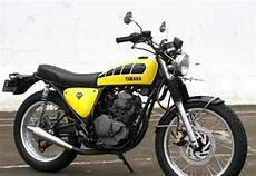 Modifikasi Scorpio Klasik by Modifikasi Klasik Yamaha Scorpio Hasil Silaturahim
