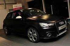 audi a1 décapotable modif car 2011 s line audi a1 in black matte 1 4 l tfsi