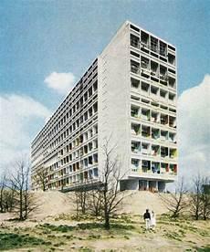 Le Corbusier Berlin - unit 233 d habitation berlin allemagne 1957 le corbusier
