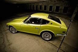 1972 Datsun 240Z Lime Green  Auto Restorationice
