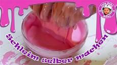 schleim selber machen diy slime mit st 228 rke wasser