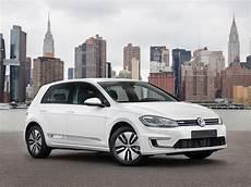 2020 Vw E Golf Electric Car Range Falls Just Before Id Ev