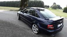 audi a4 b5 audi a4 b5 2001 clean styling driving footage