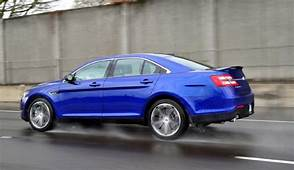 Picture Other  2013 Ford Taurus SHO Back Driving