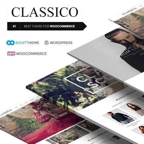 classico v2 3 responsive woocommerce wordpress theme