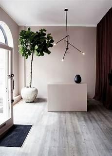 Altrosa Braun Wandfarbe - altrosa wandfarbe parkett grau modern wohnzimmer braun