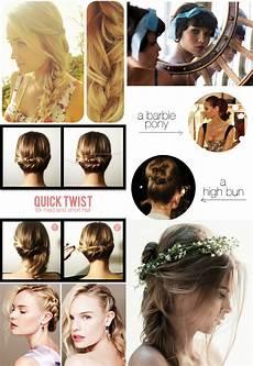 wedding hair tutorials bridal diy updos inspiration onewed com