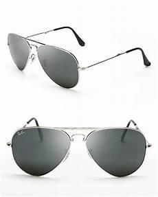 lyst ban foldable mirror aviator sunglasses in