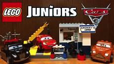 Lego Cars Smokeys Garage by Lego Cars 3 Smokey 180 S Garage Set Review 10743 With